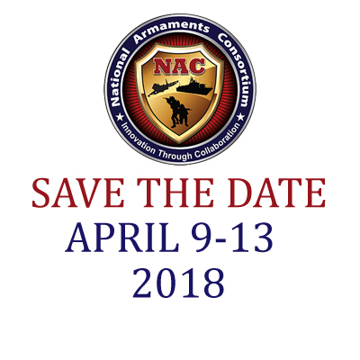 Save the Date: April 9-13, 2018