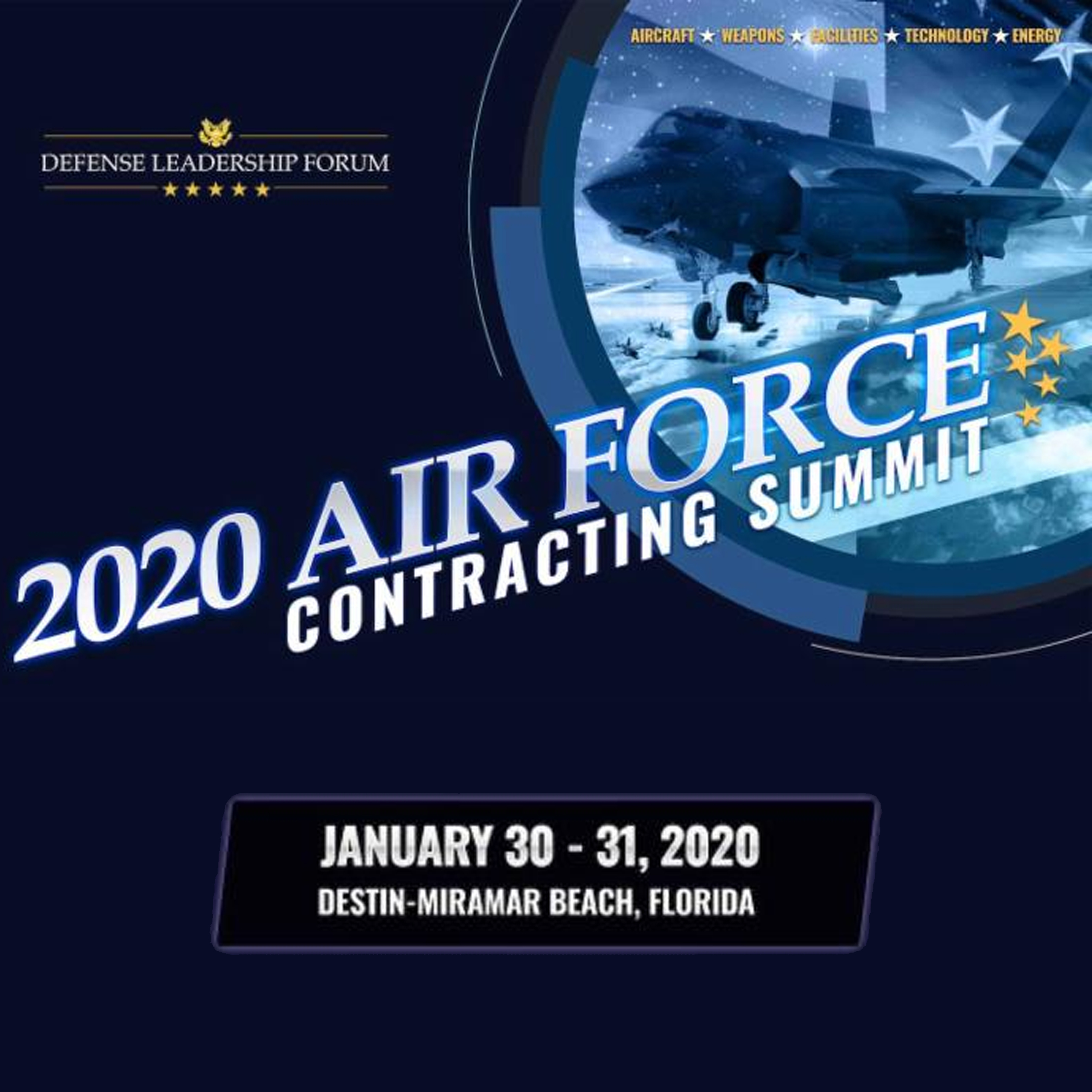 2020 Air Force Contracting Summit
