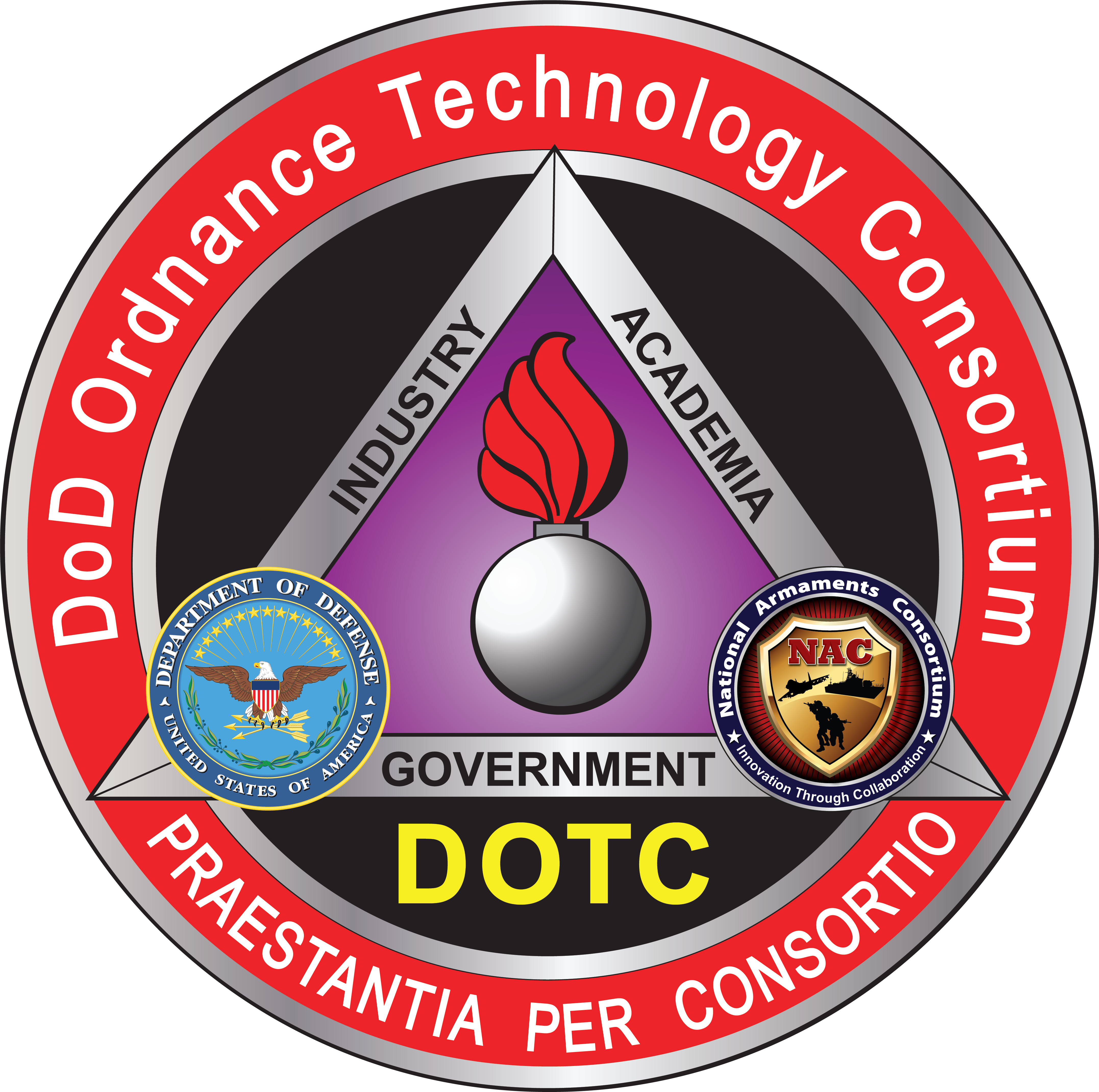 DoD Ordnance Technology Consortium logo