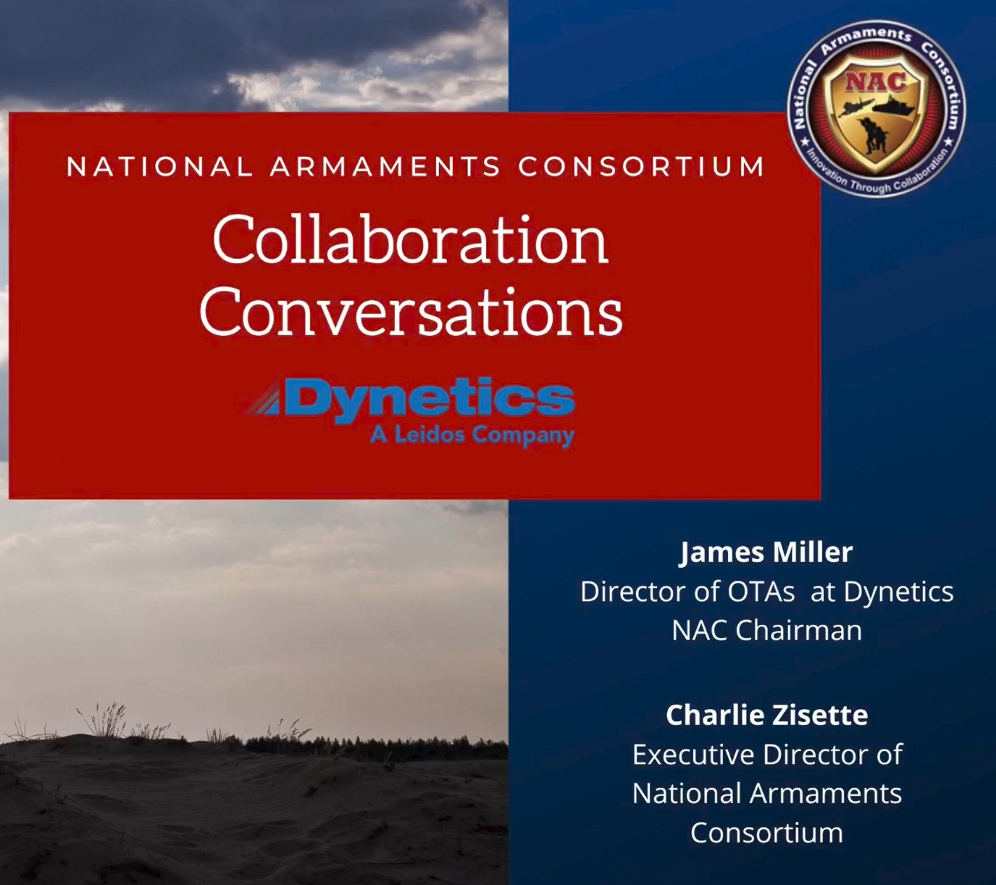Collaboration Conversations with Charlie Zisette & James Miller