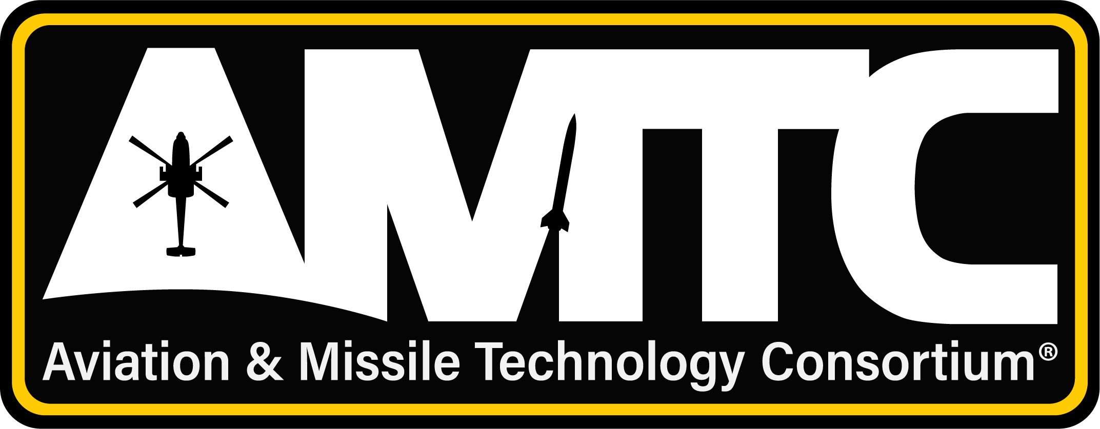 Aviation and Missile Technology Consortium (AMTC) Logo